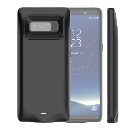 Enfonie for Galaxy Note 8 Battery Case Charger 5500mAh