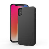 iPhone X Qi Wireless Charging Battery Case 4000mAh- Black