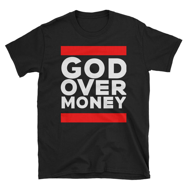 God Over Money T-Shirt (Black)