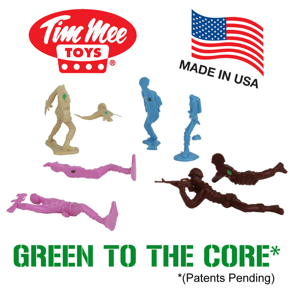 Tim Mee Army Men: Green to the Core