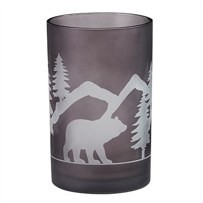 Bear pillar holder