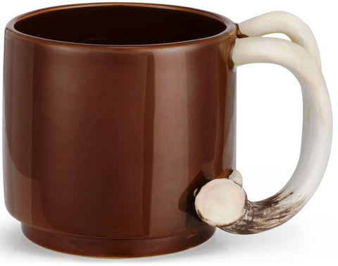 Faux Antler Stackable Mug