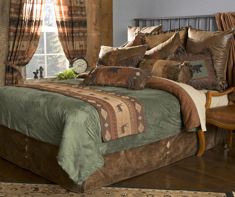 Northern Pine Bedding Set - Various Sizes