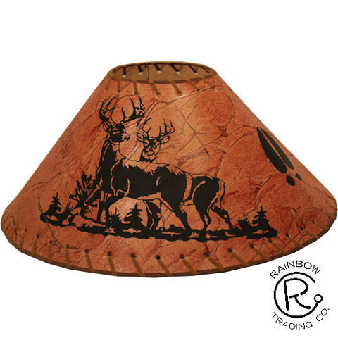 Deer Lamp Shade - 20""