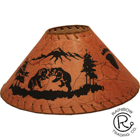 Bear Lamp Shade - 20""
