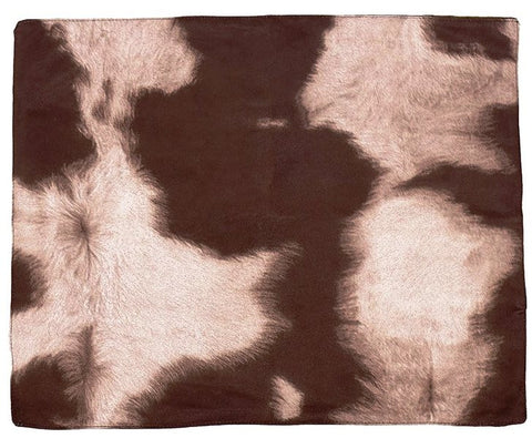 Cowhide Placemats - Set of 4