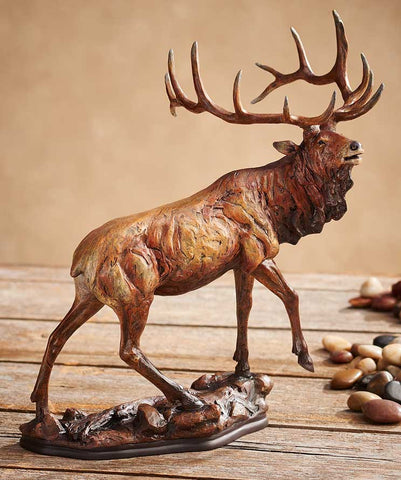 Majesty - Elk Sculpture