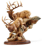 Back Country – Elk Sculpture