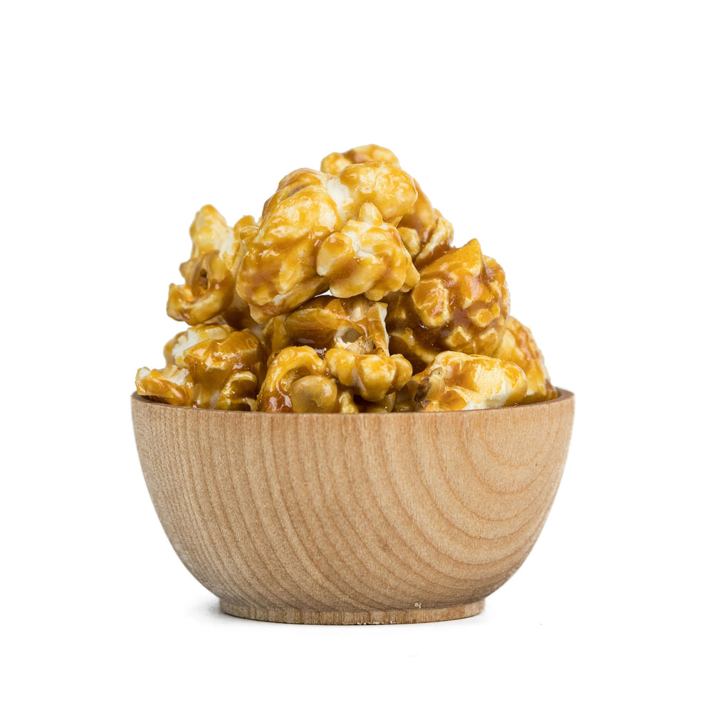 Caramel Flavor Popcorn Popcorn for the People Tasty Art Flavored Popcorn