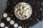 Load image into Gallery viewer, Cookies N' Cream Popcorn For The People Art Tasty Scene