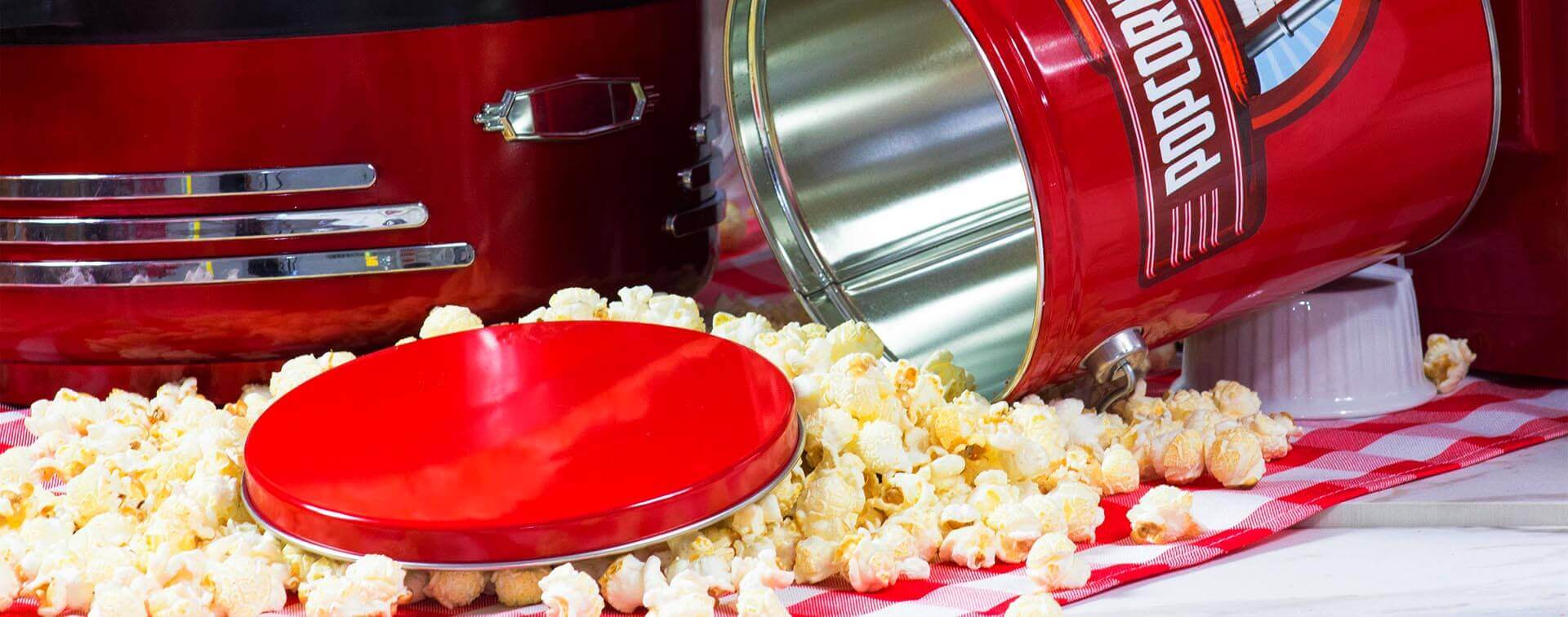 Popcorn For The People Create Your Own Tin