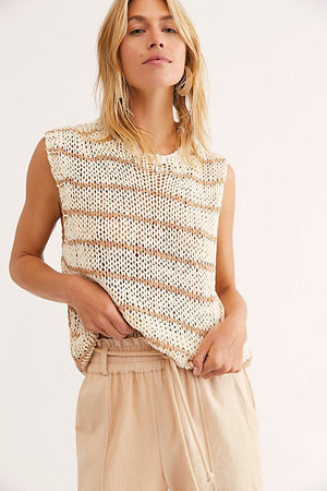 Free People Wave After Wave Top