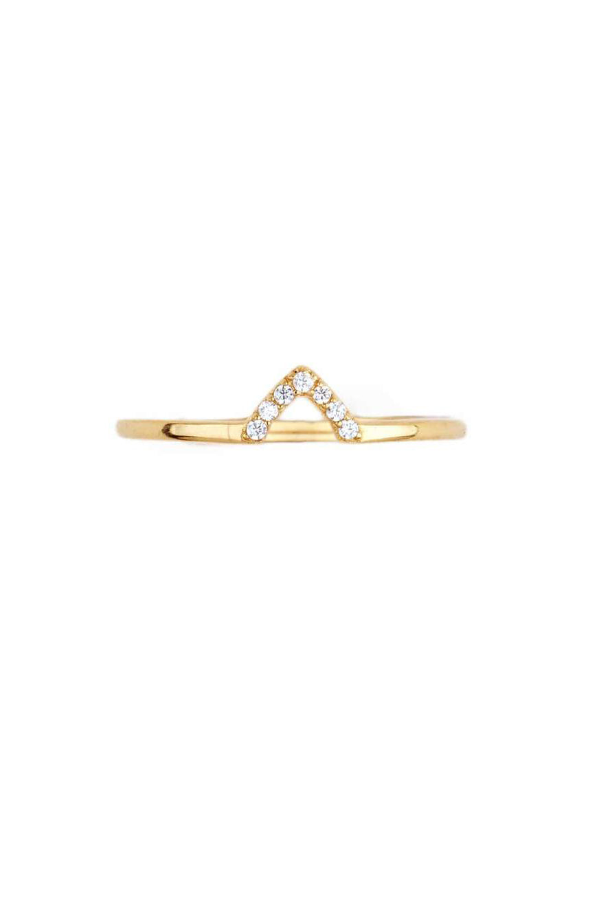 Gold Truth Ring