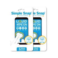 Simplesnap Liquid +Device Insurance