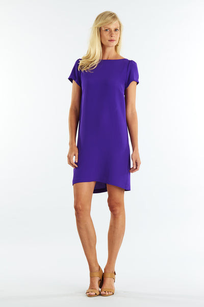 Purple Kirsten Dress