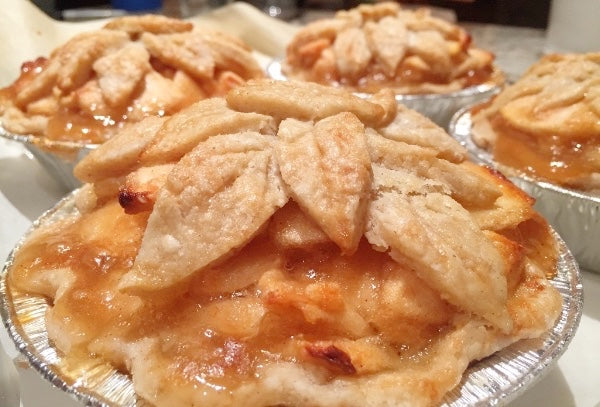 Classic Gluten-Free Apple Pie