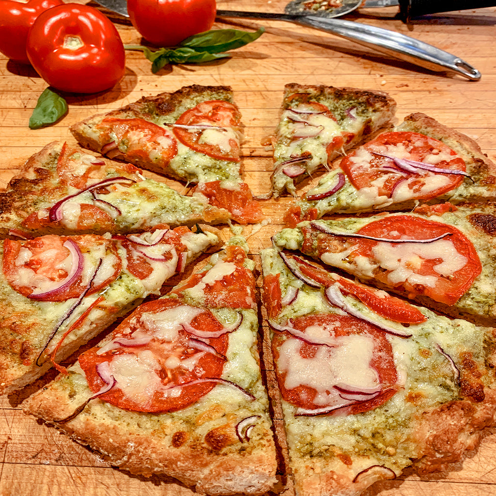 3 Steps To Serve Pizza in 30 Minutes