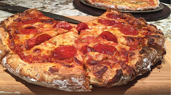 How to Make our Pizza Crust Mix (Video)