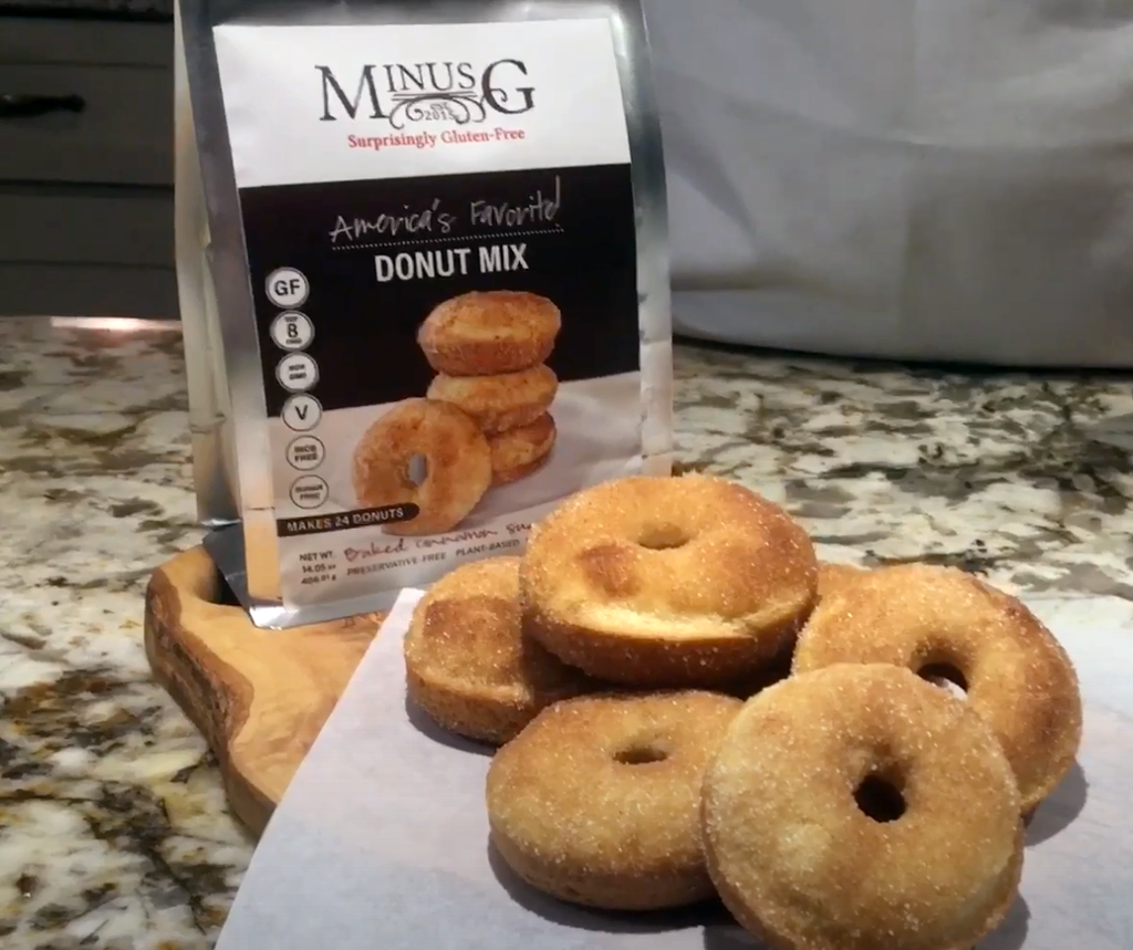 How to Make Gluten-Free Donuts (Video)