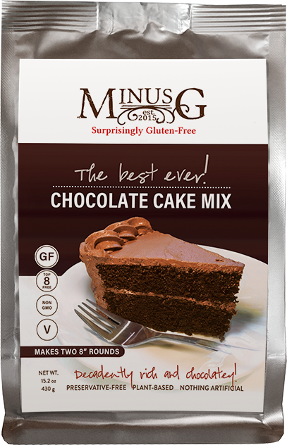 The Best Ever Chocolate Cake Mix