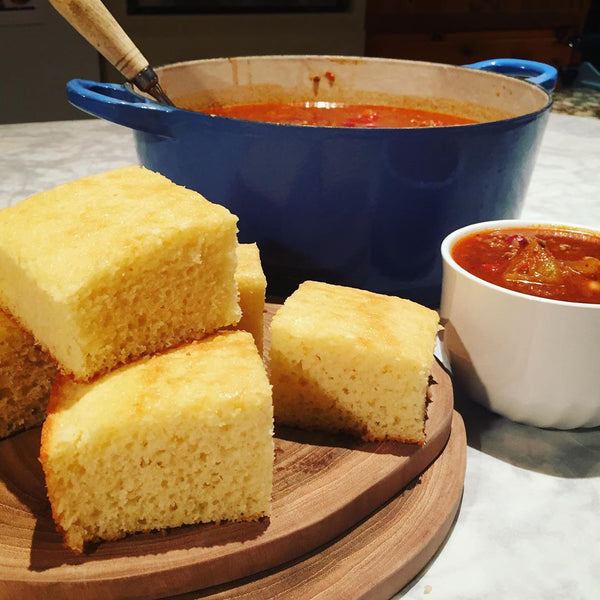 Fluffy & Sweet Cornbread Mix