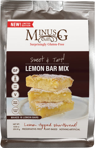 Sweet & Tart Lemon Bar Mix