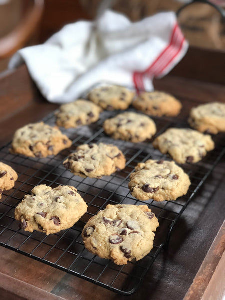 Mmmm--good! Chocolate Chip Cookie Mix