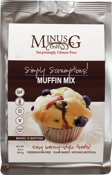 Simply Scrumptious Muffin Mix