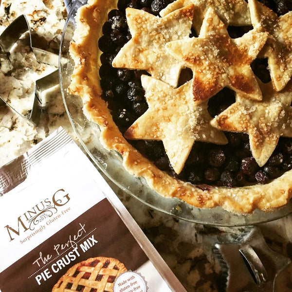The Perfect Pie Crust Mix
