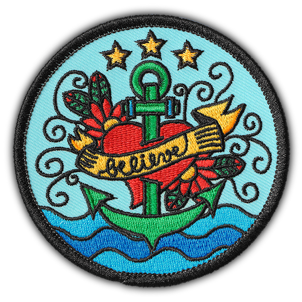 THE 'BELIEVE' PATCH