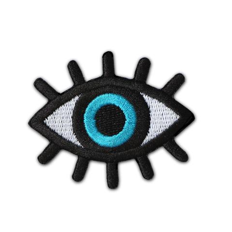 GREEK 'EVIL EYE' PROTECTION PATCH