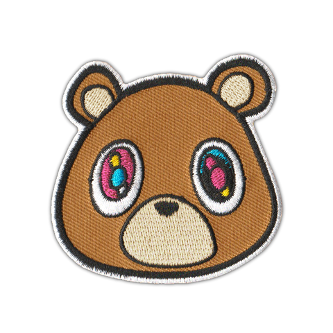 THE 'YEEZY BEAR' PATCH
