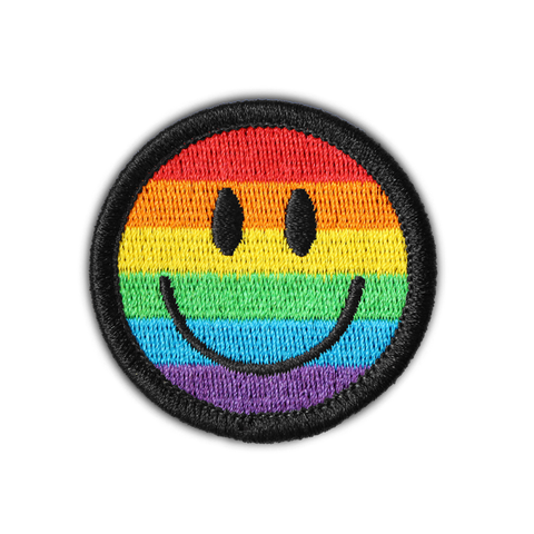 PROUD SMILEY PATCH