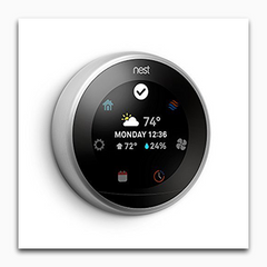 smart thermostats - qwikby