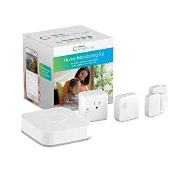 Samsung SmartThings Home Monitoring Kit - qwikby