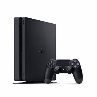 Sony PlayStation 4 Slim 500GB - PS4 Console - qwikby