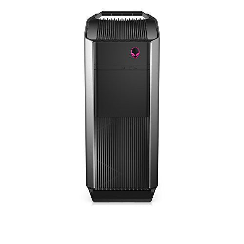 Alienware AUR5-12571SLV Desktop (6th Generation Intel Core i7, 16GB RAM, 256GB SSD + 2TB HDD), Epic Silver - qwikby