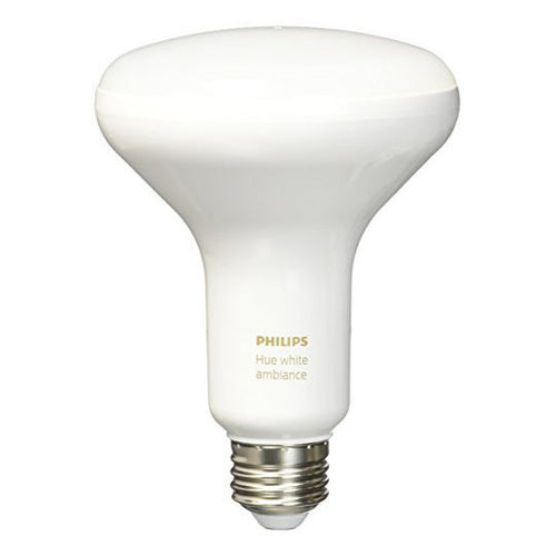 Philips 464800 Hue White Ambiance BR30 LED Bulb