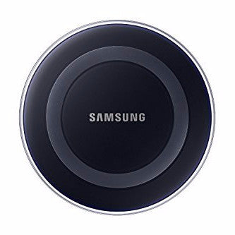 Samsung EP-PG920IBUGUS Wireless Charging Pad with 2A Wall Charger- Black Sapphire - qwikby