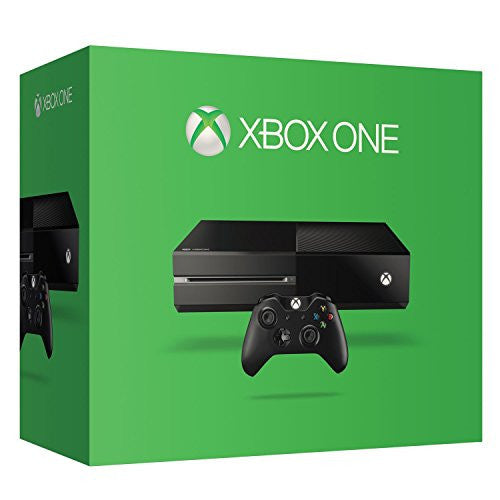 Xbox One 500 GB Console - Black - qwikby