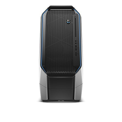 Alienware Area-51 a51R2-8235SLV Tower Desktop (Intel Core i7-5820K 3.3GHz Processor, 16 GB RAM, 2 TB HDD + 128 GB SDD, Windows 10) Epic Silver - qwikby