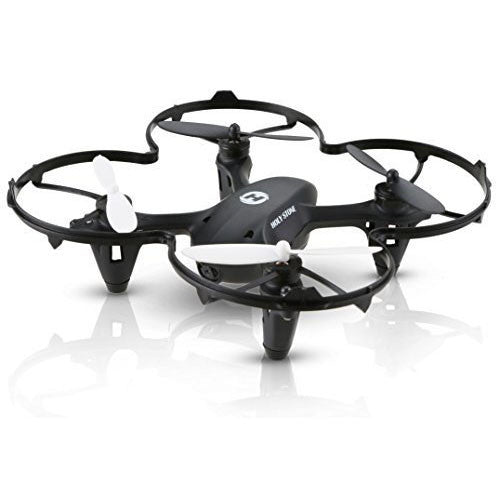 Holy Stone HS170C Predator 2 Mini RC Quadcopter Drone with HD Camera 2.4Ghz 4 CH 6 Axis Gyro Helicopter,Color Black - qwikby