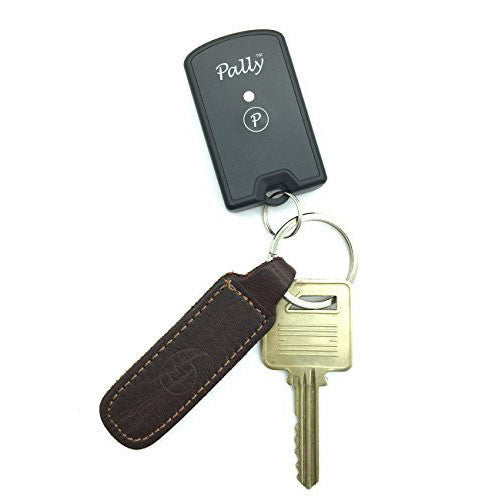 Pally Smart Finder KF-4A, Bluetooth 4.0 Key Finder and Virtual Leash, 2+ Year Battery Life, Loud Alert, Free iOS and Android App