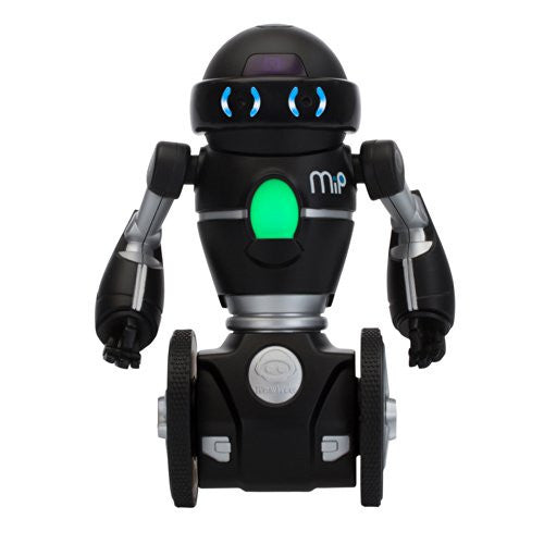 WowWee - MiP the Toy Robot - Black (Frustration Free Packaging) - qwikby