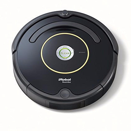 iRobot Roomba 614 Robotic Vacuum Cleaner - qwikby