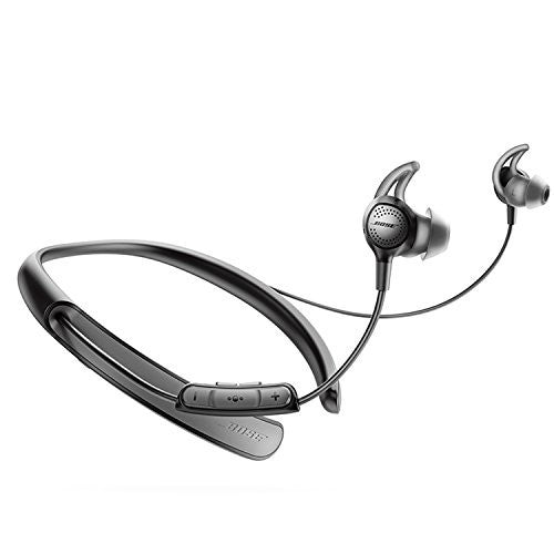 Bose Quietcontrol 30 Wireless Headphones, Noise Cancelling - Black - qwikby