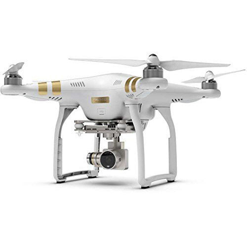 DJI Phantom 3 Professional Quadcopter 4K UHD Video Camera Drone - qwikby