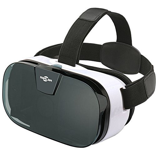 SARLAR 3D VR Glasses, virtual reality headset - qwikby