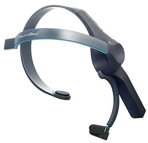 NeuroSky MindWave Mobile BrainWave Starter Kit - qwikby