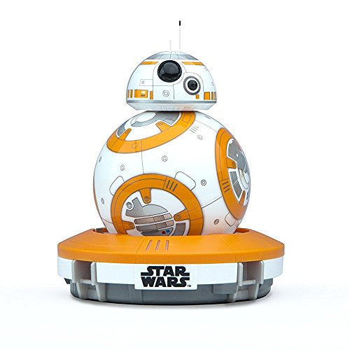 Sphero Star Wars BB-8 App Controlled Robot - qwikby